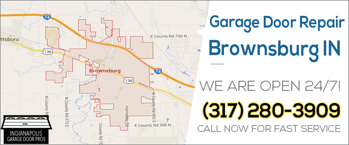 garage door repair brownsburg in