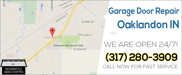 garage door repair oaklandon in
