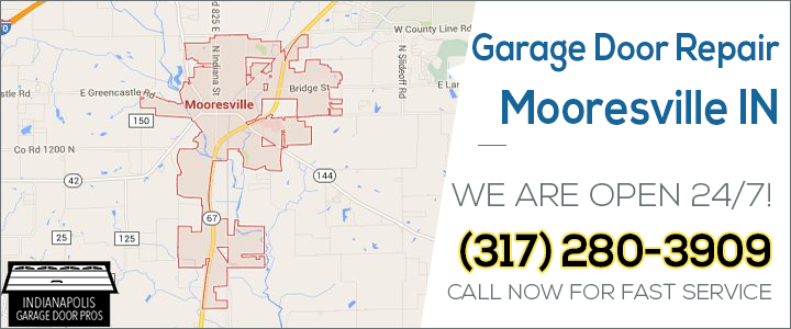 garage door repair mooresville in