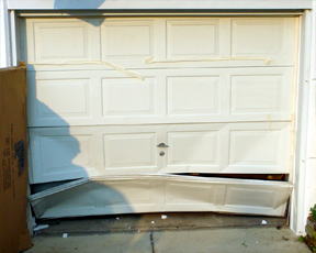 Bon Garage Door Panel Replacement