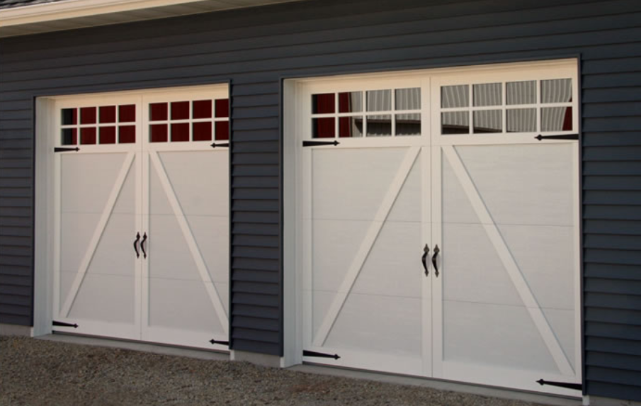garage fall door new original appeal a newgaragedoors issues doors up with curb